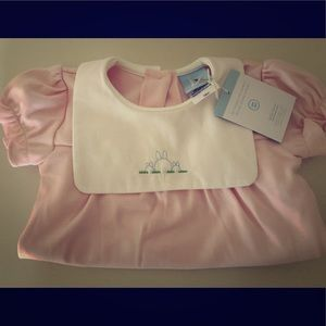 NWT - Bella Bliss onesie with bunnies
